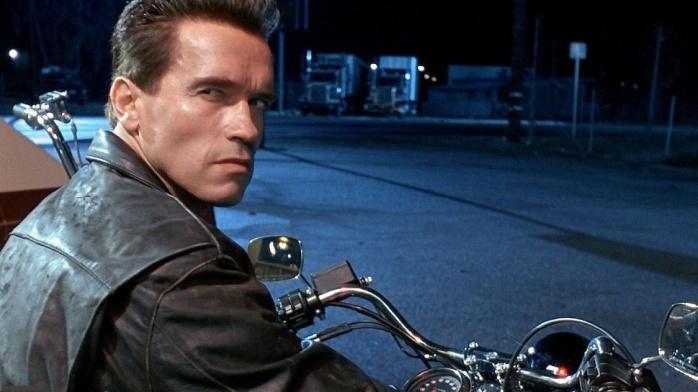Terminator 2 Arnold