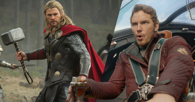 Thor Starlord