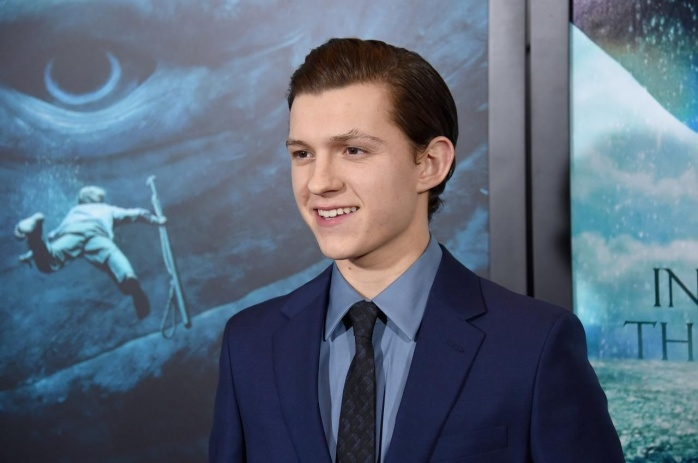 Tom Holland - In the heart of the sea
