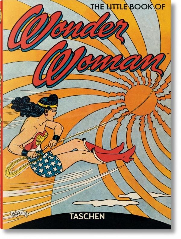 Wonder Woman Little Book OK