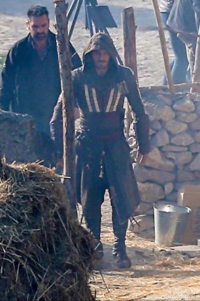 assassins creed film set