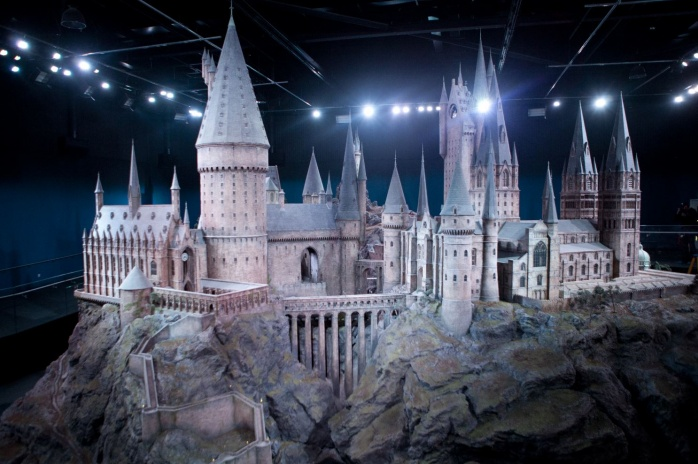 castillo hogwarts wb