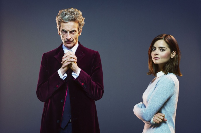 doctor who clara temporada 9