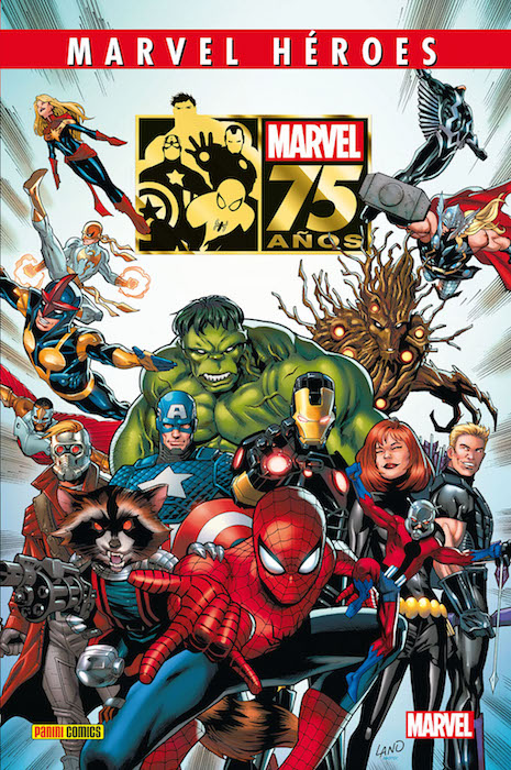 Marvel Héroes - Marvel 75 Años: La Era Moderna