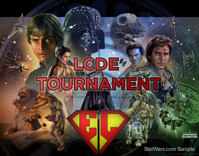 lcde tournament star wars