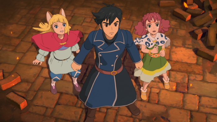ni no kuni ii revenant king