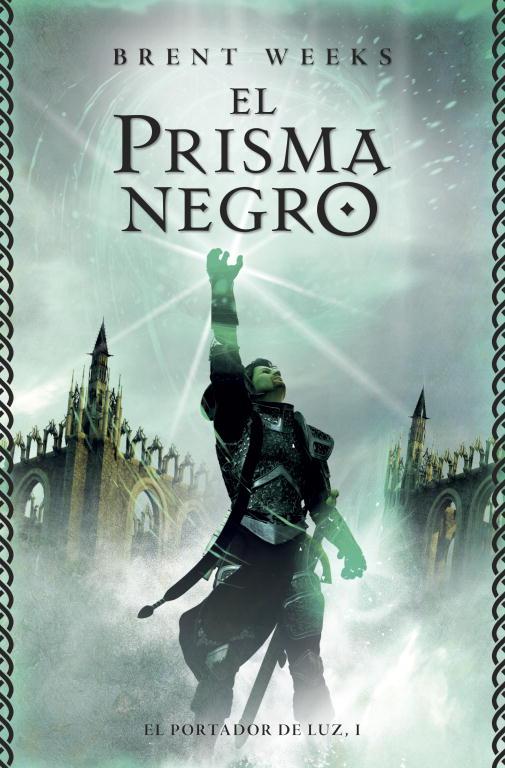 Portada de 'El Prisma Negro'