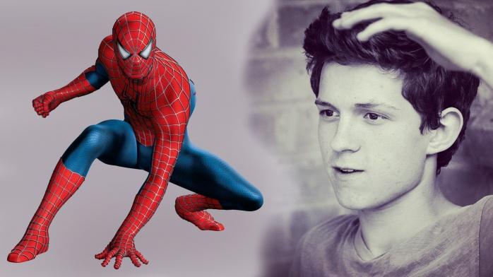 Spiderman - Tom Holland