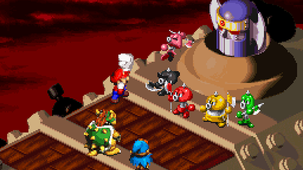 super mario rpg frame