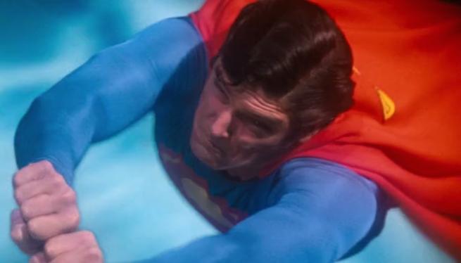 superman around the world