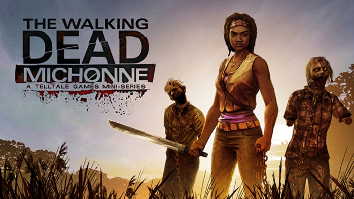 telltale michonne walking dead