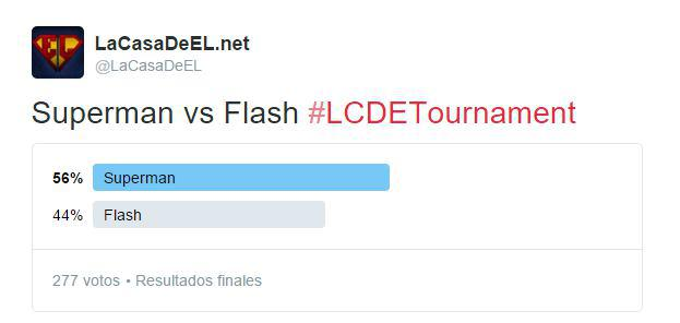torneo superman v flash