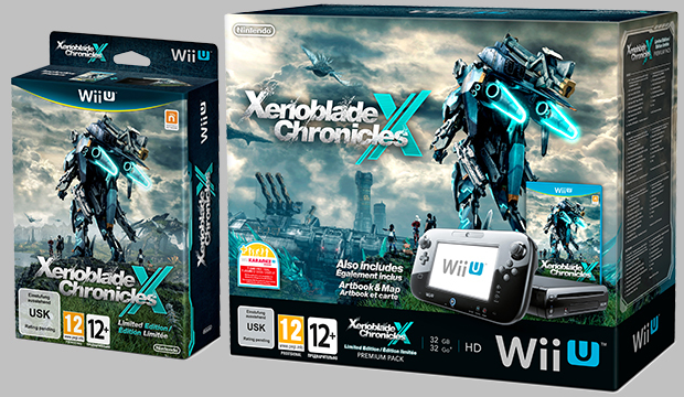 xenoblade chronicles x ediciones