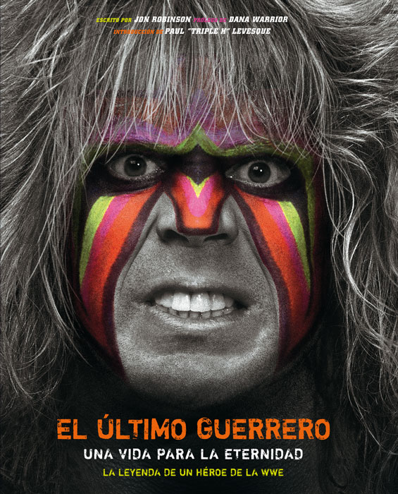 Último Guerrero libro