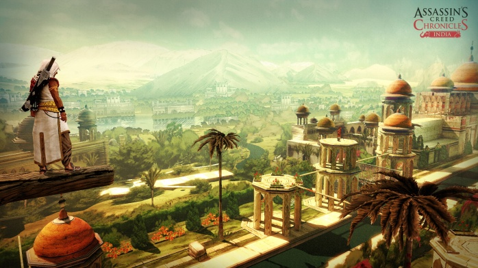 Assassins Creed Chronicles India Top