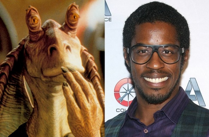 Ahmed Best Jar Jar Binks