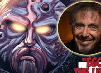 Al Pacino Ego