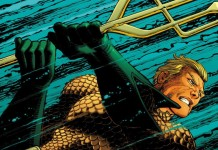 Aquaman John Romita Jr