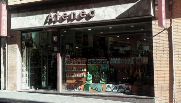 Ateneo - fachada