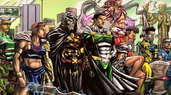 Avengers-africanos