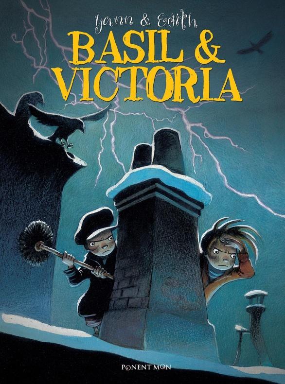 Basil and Victoria portada