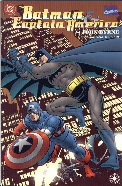 Batman vs Capitán América