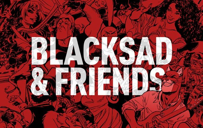 Blacksad & Friends