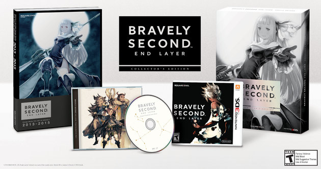 Bravely Default Second CE