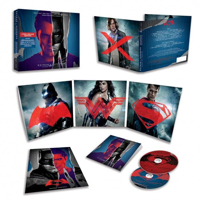 BvS CD