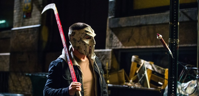Casey Jones Stephen Amell