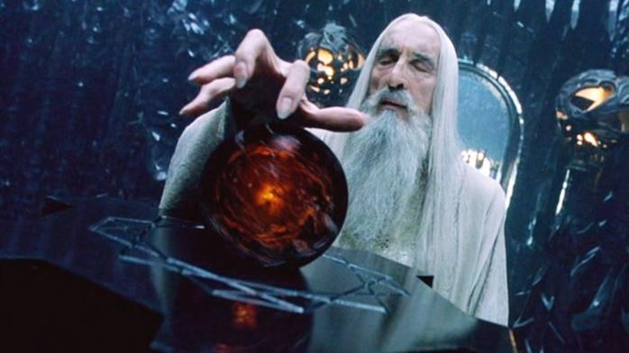 Christopher Lee Saruman
