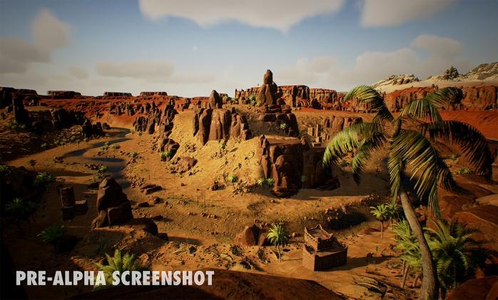 Conan Exiles Pre-Alpha Screenshot 2