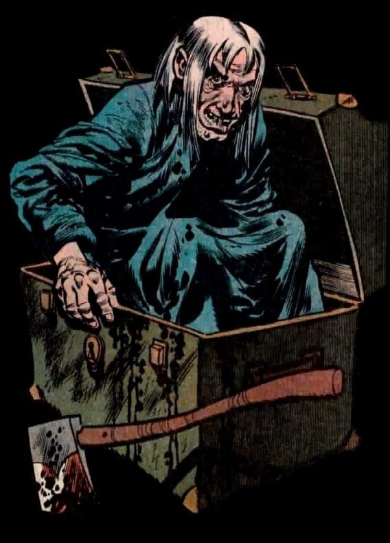 Crypt Keeper Comics
