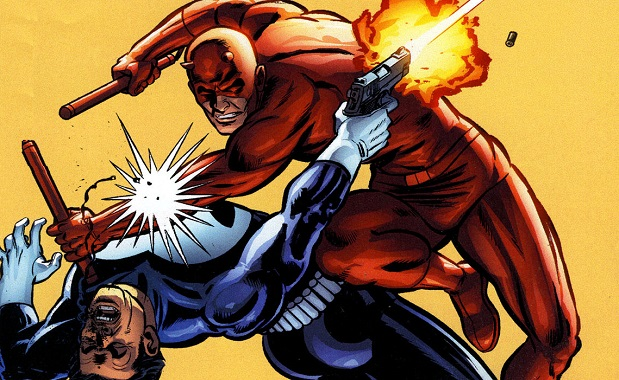 Daredevil, Punisher