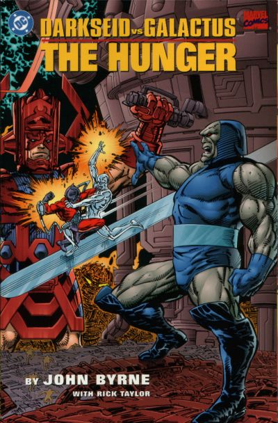 Darkseid vs Galactus