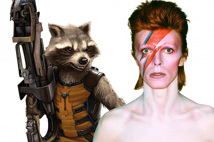 David Bowie Rocket