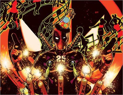 Deadpool 25th