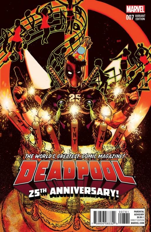 Deadpool 7 Tony Harris