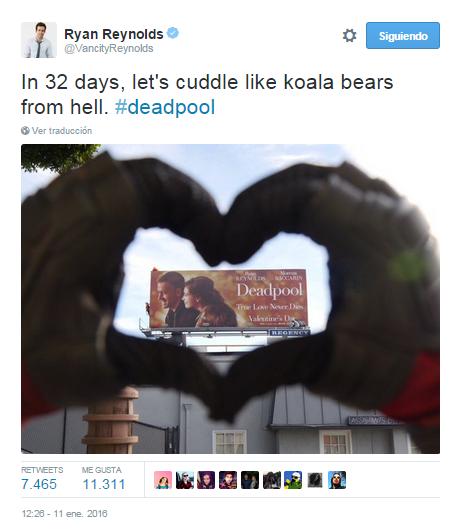 Deadpool Valantine's weekend3