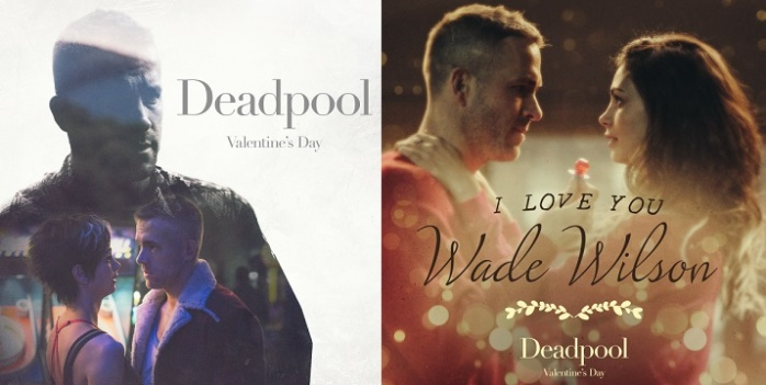 Deadpool Valentine's weekend1