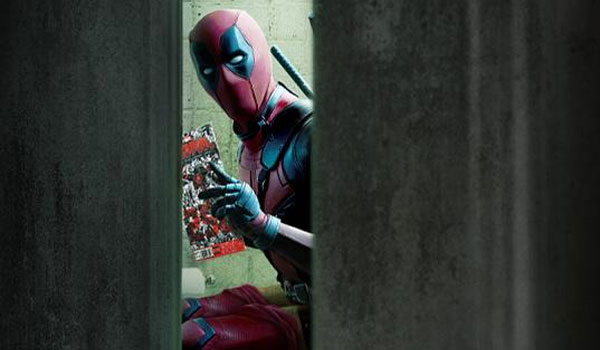Deadpool bathroom