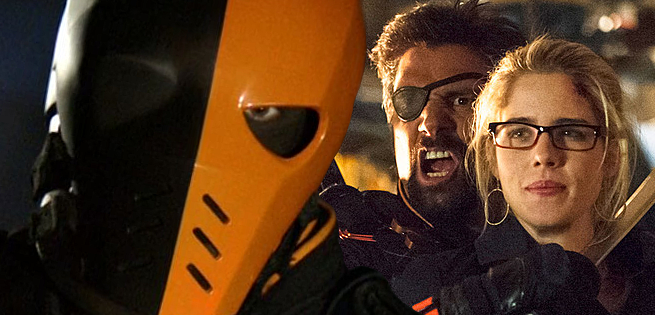 Deathstroke Arrow Destacada