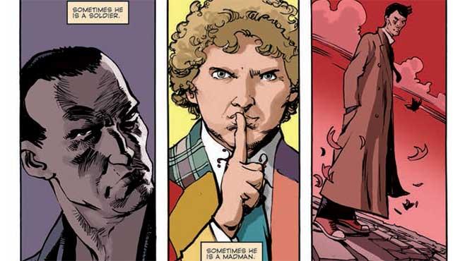 Doctor Who Prisoners of Time Destacada 1