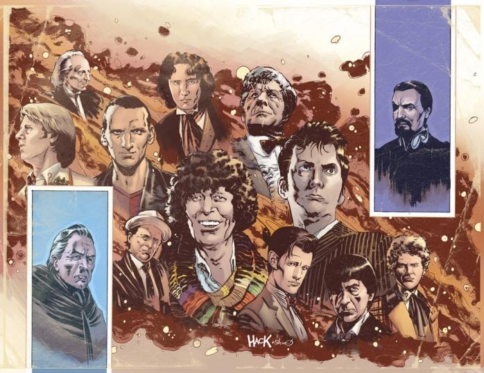 Doctor Who Prisoners of Time Destacada