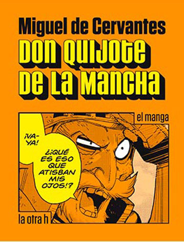 Don Quijote manga