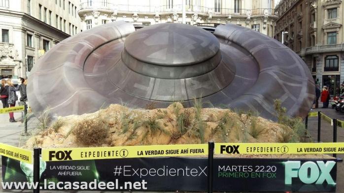 Expediente X-Madrid