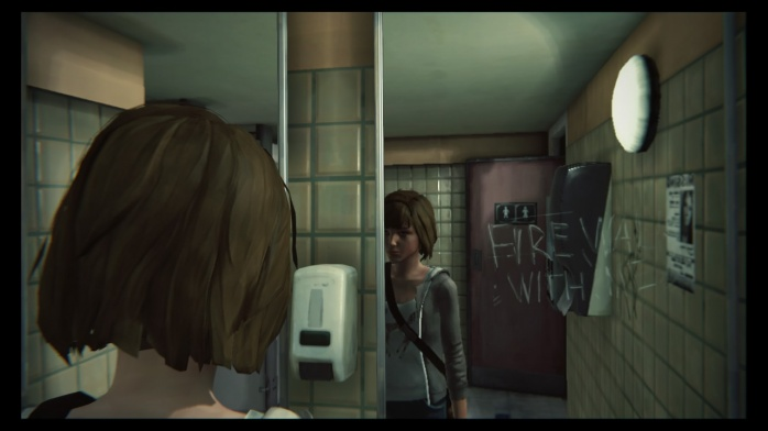 Fire Walk With Me Life is Strange