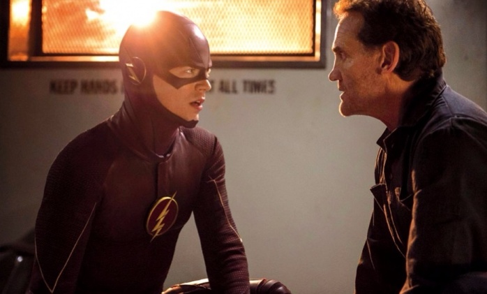 Flash vs Flash Destacada