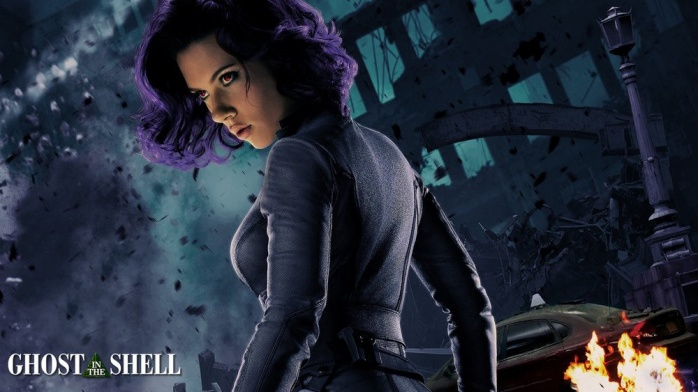 Ghost in the Shell Johansson Destacada
