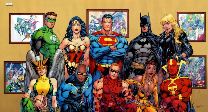 JLA Powerless